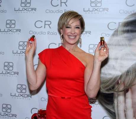 <p>A Raia Rouge &eacute; uma cole&ccedil;&atilde;o em tons avermelhados da Luxor Cosmetics</p>