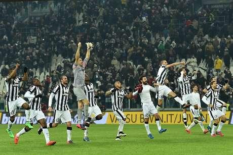 Juventus tem acumulado títulos nacionais nos últimos anos