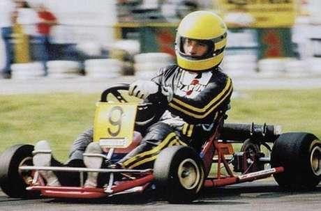 Kart foi utilizado por Senna em 1981