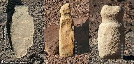 Pedras podem significar fertilidade