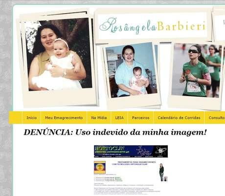 Em 2011, a massoterapeuta que perdeu 35 kg sem uso de medicamentos teve sua imagem usada por empresa sem autorização, entrou na justiça e ganhou indenização de R$ 7 mil