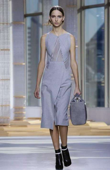 <p>Desfile Hugo Boss</p>