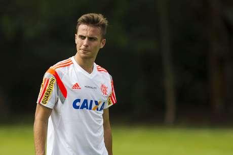 <p>Bressan se transferiu do Grêmio ao Flamengo no início do ano</p>