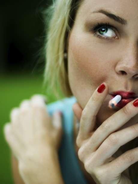 Muitas mulheres afirmam ter medo de engordar ao parar de fumar