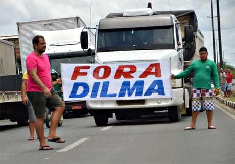 <p>Atos contr a presidente Dilma ocorreram por todo o País nas últimas semanas</p>