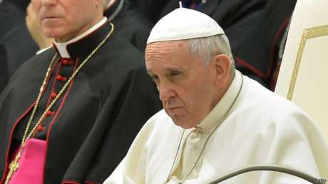 O chefe da força de segurança do Vaticano afirmou nesta terça-feira que existe uma ameaça real ao Papa Francisco pelo Estado Islâmico Foto: BBC Mundo/Getty Images