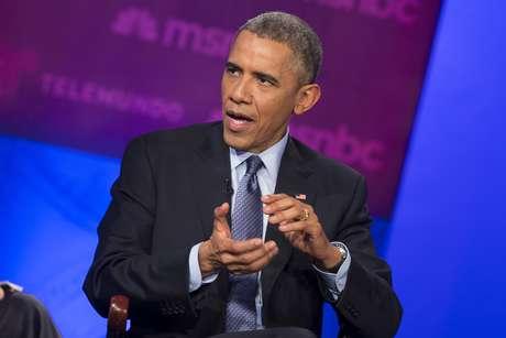 <p>O presidente dos EUA, Barack Obama</p>
