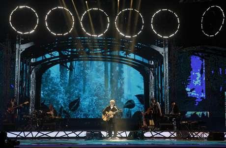 El veterano Cat Stevens se presentó en la última noche de Viña 2015 y puso a la Quinta a corear con cover de The Beatles incluido.