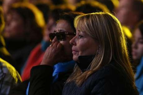 Público emocionado durante el show de Cat Stevens en la última noche de Viña 2015.
