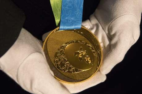 Material para produção da medalha de ouro saiu das minas de Hemlo, no Canadá
