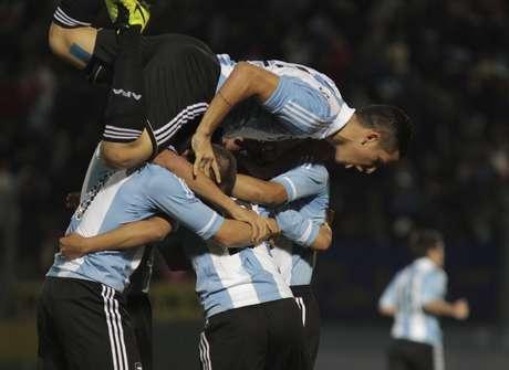 <p>Argentina é a atual campeã do Sul-Americano Sub-17</p>