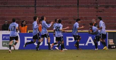 <p>Uruguai pode surpreender</p>