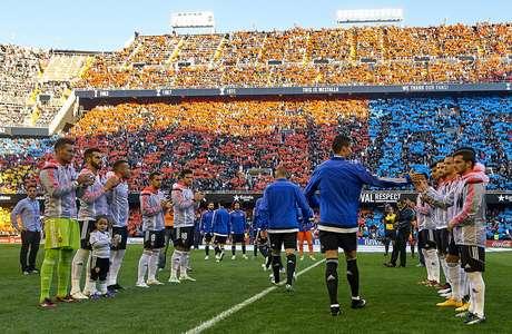 Estádio Mestalla é opção para receber a final da Copa do Rei