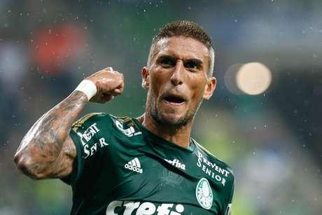 <p>Rafael Marques foi o autor do único gol da partida</p>