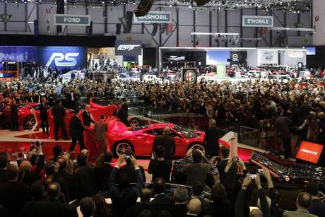 Los mejores debuts del Salón del Automóvil de Ginebra.