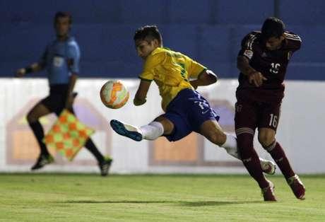Brasil levou virada incrível da Venezuela no Sul-Americano Sub-17