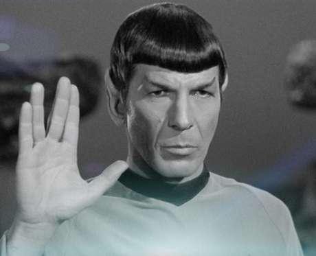 Leonard Nimoy, que interpretava o Sr. Spock na série, morreu no fim de fevereiro aos 83 anos