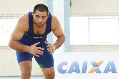<p>Armênio Eduard Soghomonyan vai disputar o Campeonato Brasileiro pela primeira vez</p>