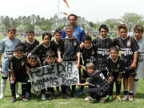 <p>Time juvenil do Corinthians de Santa Fe: poucos motivos para estender parceria</p>