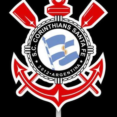 <p>Símbolo do Corinthians Santa Fe</p>