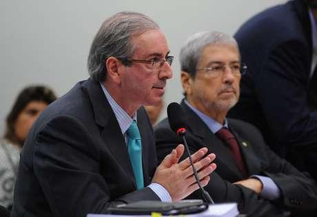 <p>O presidente da Câmara dos Deputados, Eduardo Cunha (PMDB-RJ)</p>