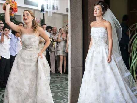 <p>Cristina levou o noivo no final das contas; Clara ficou a ver navios</p>