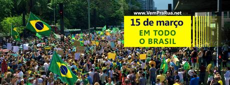Convocação publicada no Facebook do Vem pra Rua