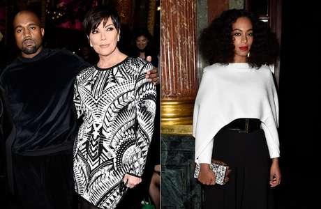 Kris Jenner, Solange Knowles