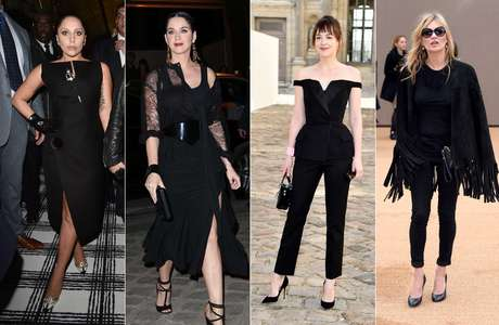 Lady Gaga, Katy Perry, Dakota Johnson e Kate Moss
