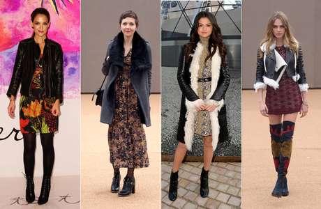 Katie Holmes, Maggie Gyllenhaal, Selena Gomez, Cara Delevingne