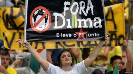 <p>Protestos contra Dilma levaram centenas de milhares às ruas em todo o País no domingo15 de março</p>