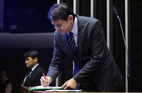 <p>Reunião com a presença do ministro da Educação, Cid Gomes para prestar informações sobre declaração feita durante visita à Universidade Federal do Pará</p>