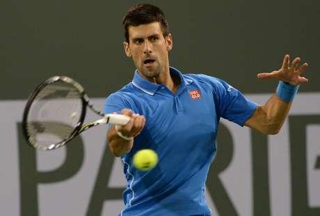 <p>S&eacute;rvio fez 2 a 0 e agora aguarda rival da pr&oacute;xima fase do Masters 1000 de Indian Wells</p>