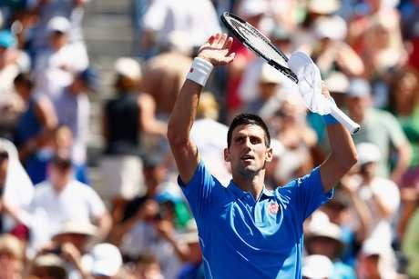 Djokovic vibra com vitória sobre Murray