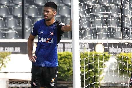 Luan foi cortado e não poderá jogar em Vitória, sua cidade-natal