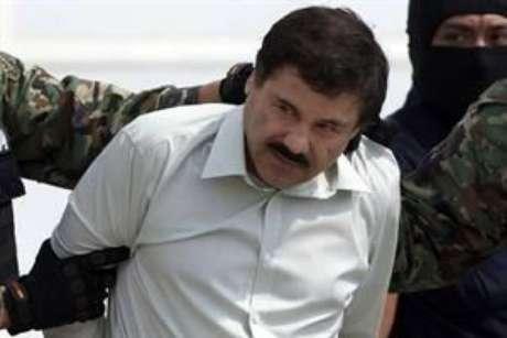 """A Joaquín """"El Chapo"""" Guzmán se le consideraba líder del Cartel de Sinaloa, hasta su detención en febrero de 2014."""