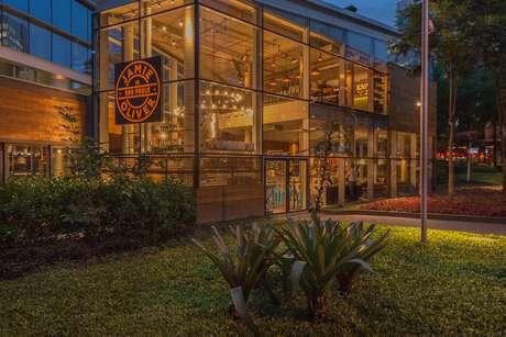 <p>O restaurante fica no bairro do Itaim, em São Paulo</p>