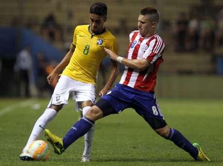 Brasil superou Paraguai nesta quinta-feira