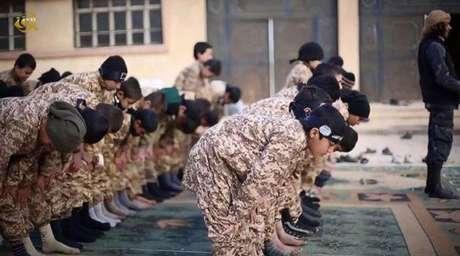 Estado Islâmico prioriza recrutamento de crianças para a guerra