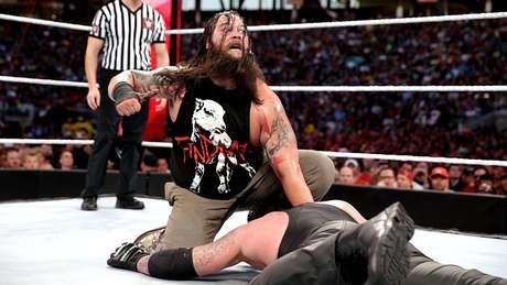 """<p>Excêntrico,Bray Wyatt pretende ser a """"nova face do medo"""" da WWE</p>"""