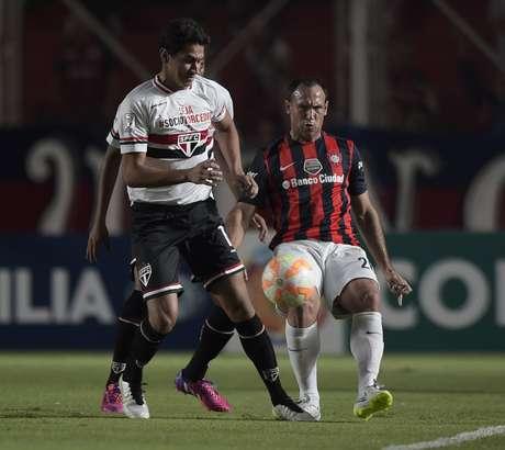 Apesar da dúvida no começo da semana, Muricy confirmou Ganso entre os titulars do São Paulo