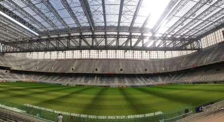 Atlético-PR inovou com um polêmico teto retrátil na Arena da Baixada