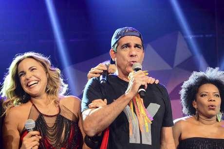 Daniela Mercury cantou com Durval Lelys