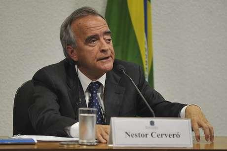 Cerveró foi diretor da área internacional da Petrobras entre 2003 e 2008