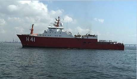 Navio polar de pesquisa da Marinha Almirante Maximiano serviu de plataforma de trabalho para 114 pesquisadores em 13 projetos na Antártica