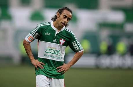 <p>Valdivia est&aacute; em fim de contrato com Palmeiras</p>