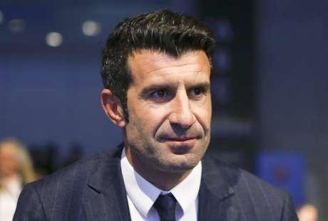 Ex-jogador Luís Figo atacou o processo eleitoral da Fifa