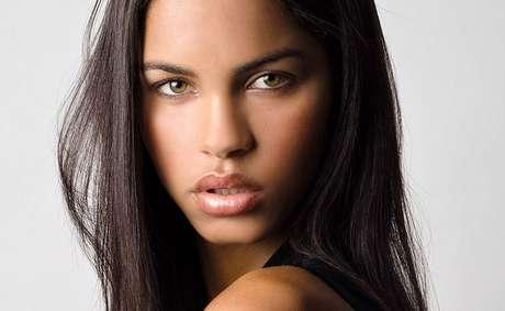 A baiana Daiane Sodré foi descoberta em 2011 e hoje está nos catálogos da Victoria's Secret