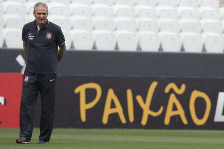Tite pode poupar jogadores contra Palmeiras