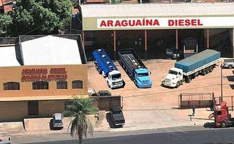 Depois de 23 anos trabalhando na Araguaína Diesel, Moacir Afonso Carneiro adquiriu a empresa e instalou sistema de captação e armazenamento de água da chuva